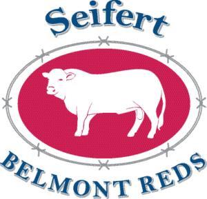 Seifert Belmont Reds Logo